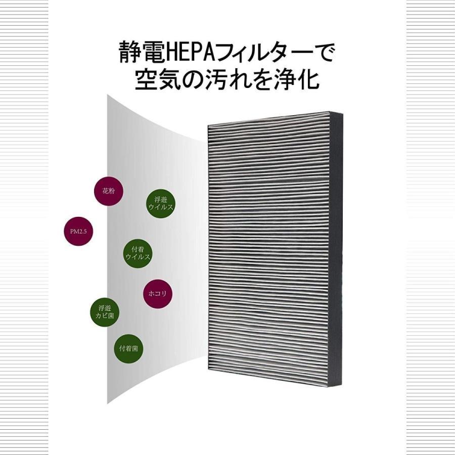 空気清浄機フィルター  FZ-Y30SF FZY30SF  花粉 集じん・脱臭一体型フィルター 互換品 対応型番: FZ-Y30SF fzy30sf(1枚)|kotoshopping|05