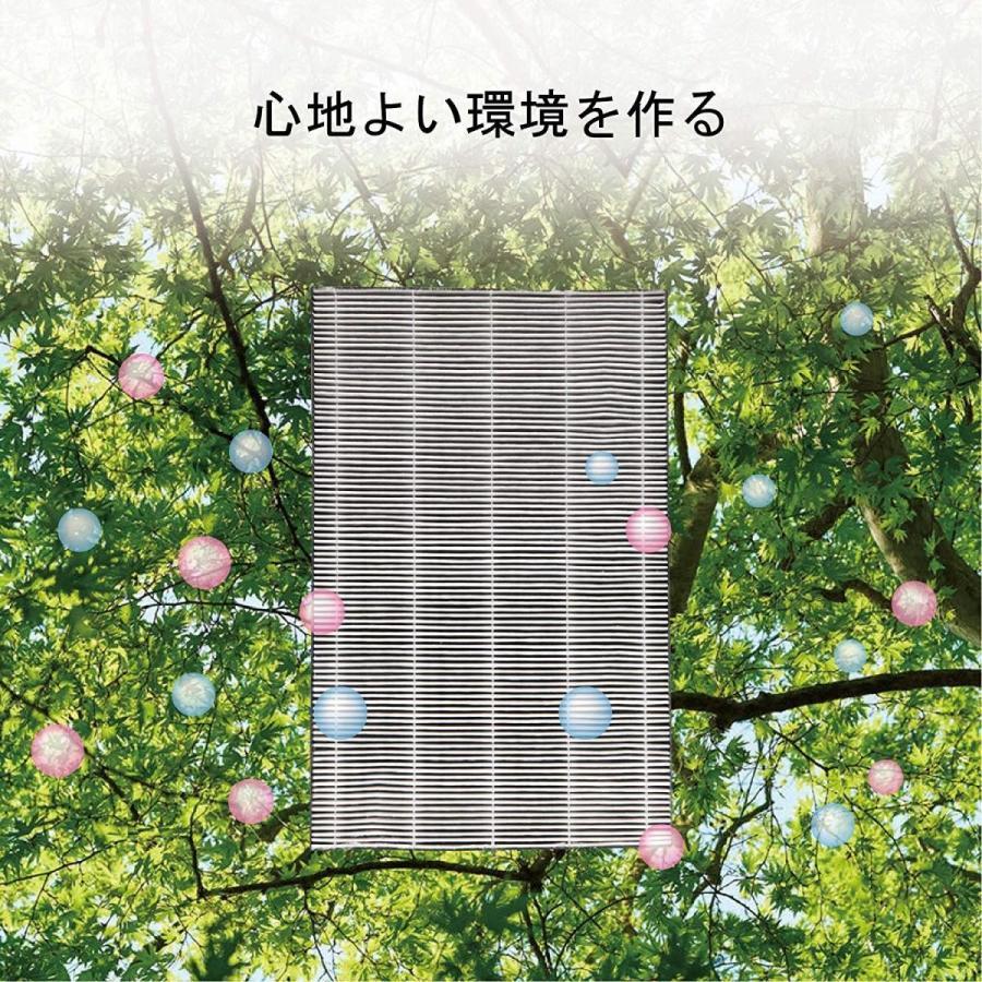 空気清浄機フィルター  FZ-Y30SF FZY30SF  花粉 集じん・脱臭一体型フィルター 互換品 対応型番: FZ-Y30SF fzy30sf(1枚)|kotoshopping|08