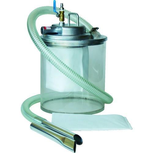 アクアシステム エア式掃除機 乾湿両用クリーナー(オープンペール缶用) APPQO400