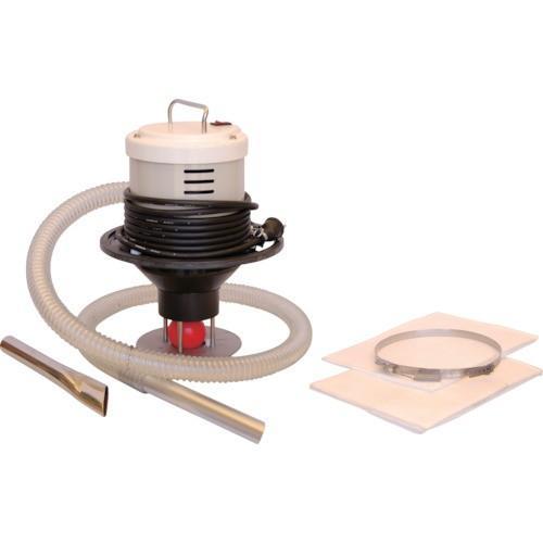 アクアシステム 乾湿両用電動式掃除機 100V オープンペール缶用 EVC-550