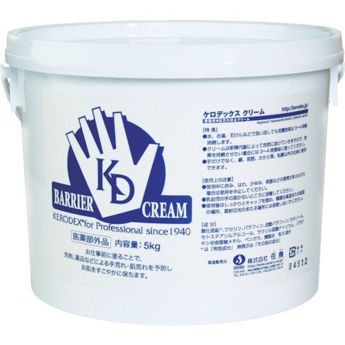 SANARU ケロデックスクリーム 5kg KERO-53457