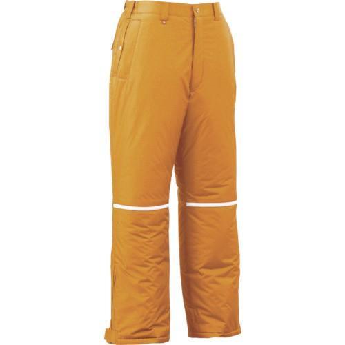 ジーベック 580580防水防寒パンツ オレンジ L 580-82-L 3355