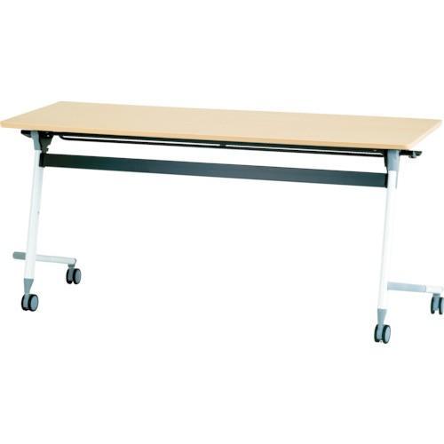 アイリスチトセ フライングテーブル 1500×600×700 シルクウッド CFVA20-SW 1416