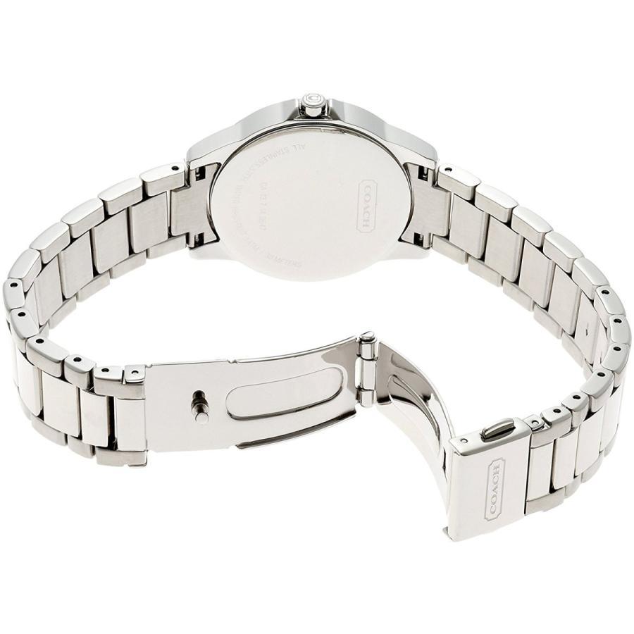 2年保証 送料無料 コーチ COACH 腕時計 Classic Signature クラシック シグネチャー レディース 14501617 ステンレス クォーツ|kougasyou|03