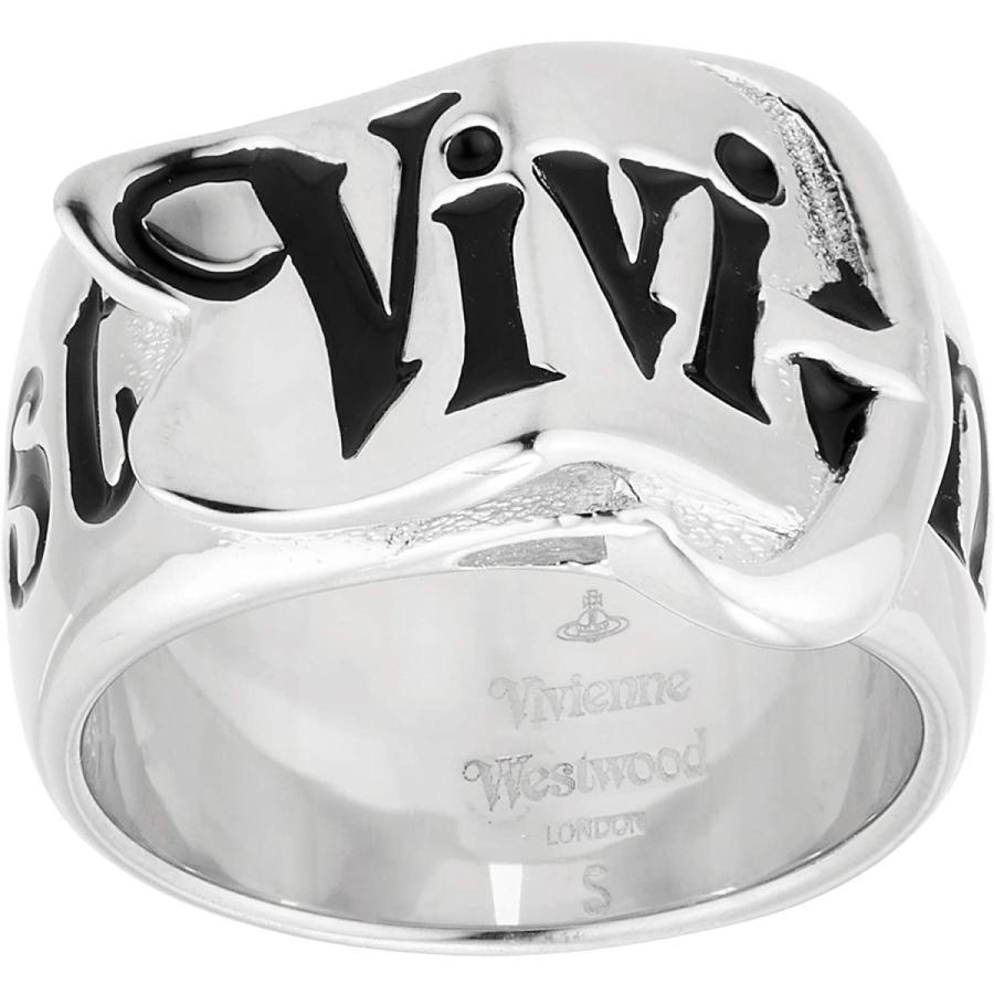 新品 Vivienne Westwood ヴィヴィアンウエストウッド リング 指輪 BELT RING ベルト オーブ 64040018Q|kougasyou