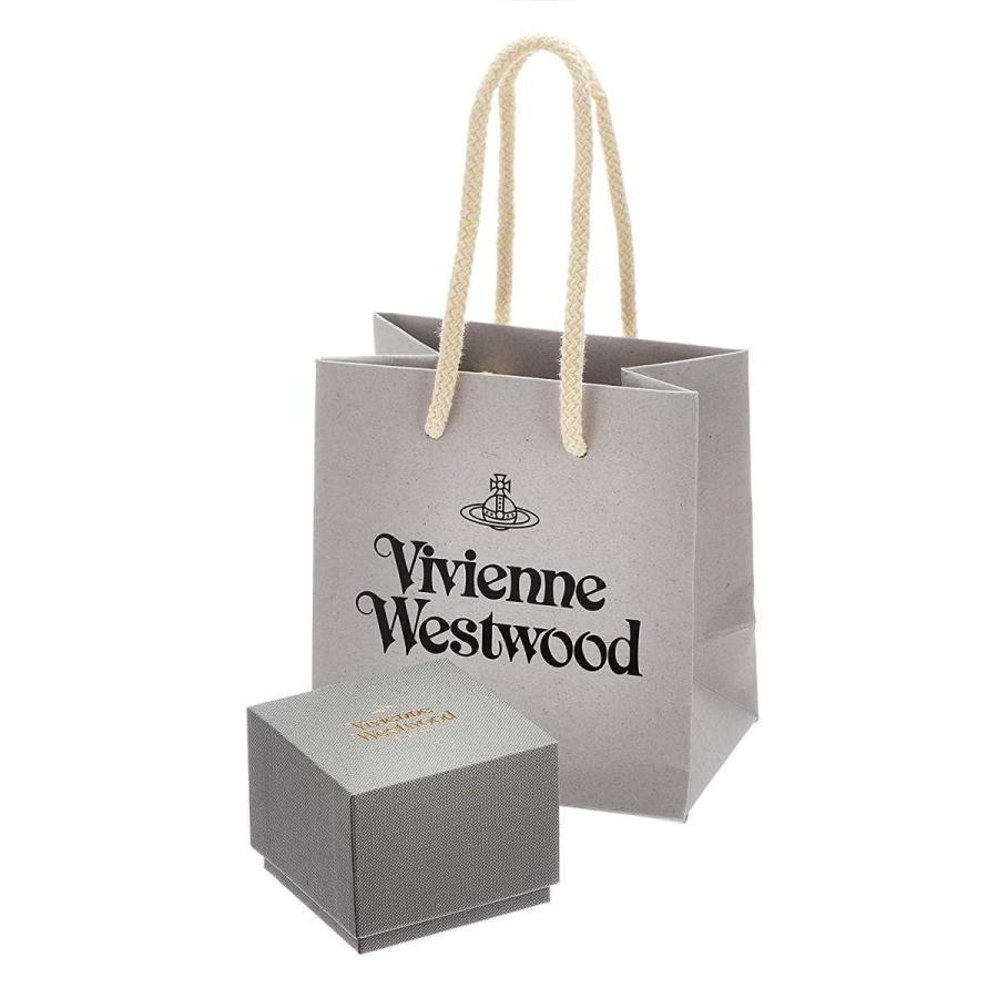 新品 送料無料 ヴィヴィアン ウエストウッド Vivienne Westwood NANO SOLITAIRE オーブ ピアス 724497B-2 724497B/2|kougasyou|04
