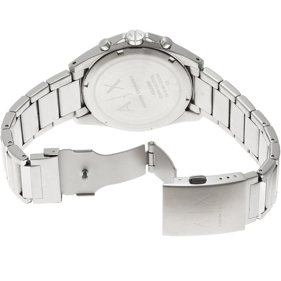 2年保証 新品 ARMANI EXCHANGE アルマーニエクスチェンジ 腕時計 AX2600 Drexler ドレクスラー ステンレス メンズ|kougasyou|03