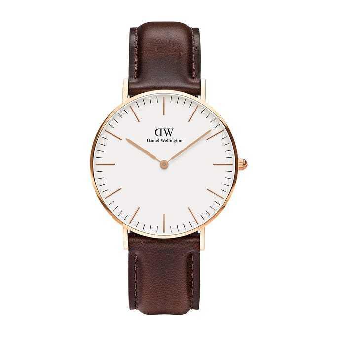 新品 2年保証 送料無料 36mm Daniel Wellington ダニエル ウェリントン 腕時計 DW00100039 DW00600039 kougasyou