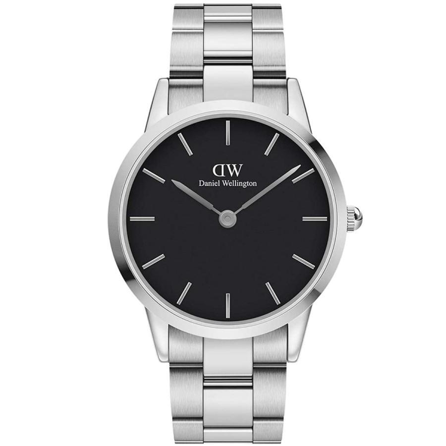 新品 2年保証 送料無料 40mm Daniel Wellington ダニエル ウェリントン 腕時計 Iconic Link DW00100342 DW00600342 kougasyou