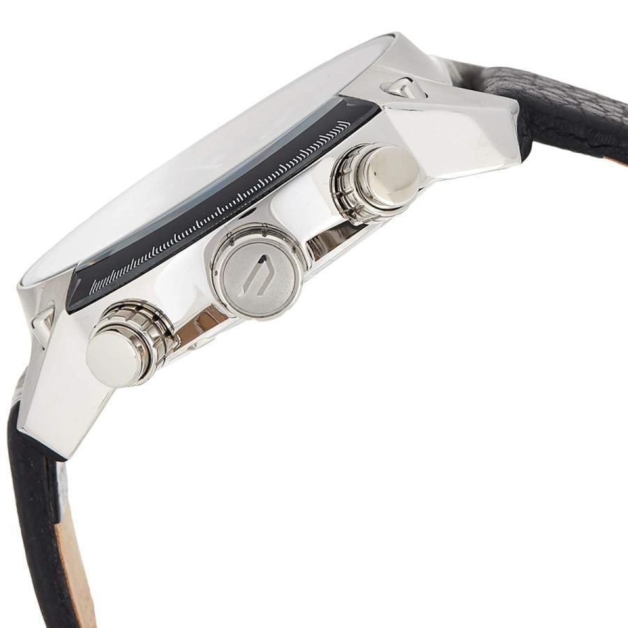 2年保証 新品 腕時計 DIESEL ディーゼル OVERFLOW オーバーフロー メンズ DZ4341 ステンレス レザー|kougasyou|02