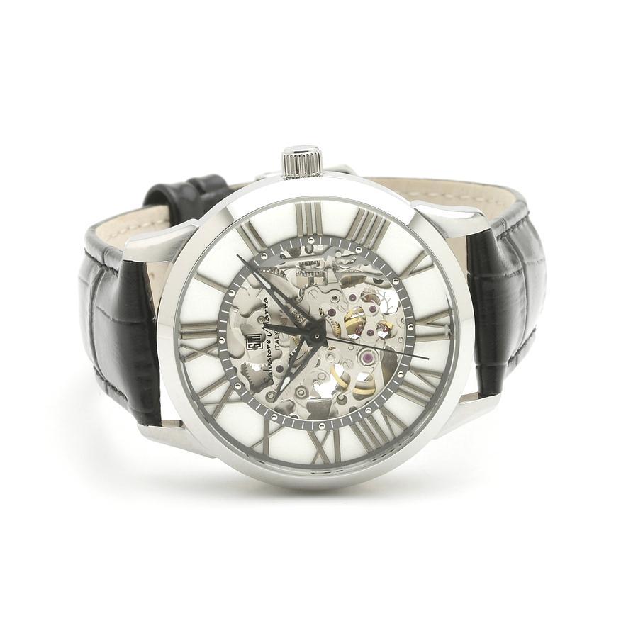 新品 2年保証 送料無料 Salvatore Marra サルバトーレマーラ 腕時計 SM19153 SM19153-SSWH メンズ 男性 ステンレス|kougasyou|02
