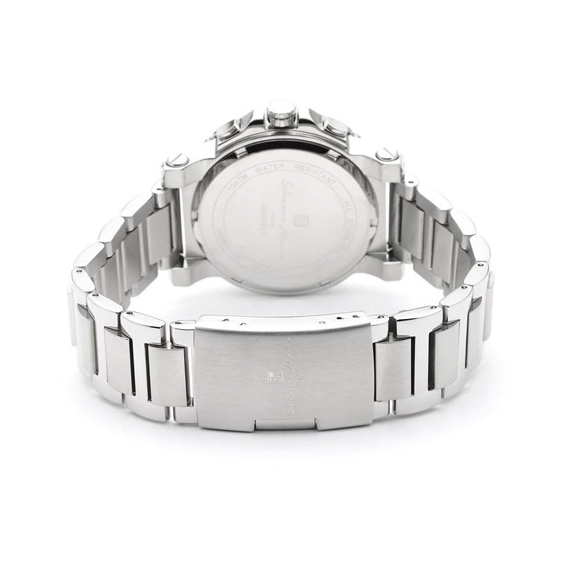 新品 2年保証 送料無料 Salvatore Marra サルバトーレマーラ 腕時計 SM20101 SM20101-SSWHBK メンズ 男性 ステンレス|kougasyou|03