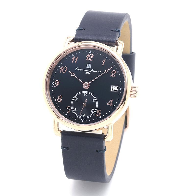 新品 2年保証 送料無料 Salvatore Marra サルバトーレマーラ 腕時計 SM20106 SM20106-PGNVNV ユニセックス ステンレス kougasyou