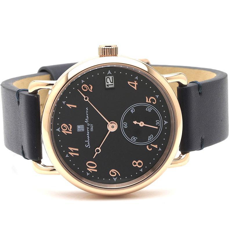 新品 2年保証 送料無料 Salvatore Marra サルバトーレマーラ 腕時計 SM20106 SM20106-PGNVNV ユニセックス ステンレス kougasyou 02