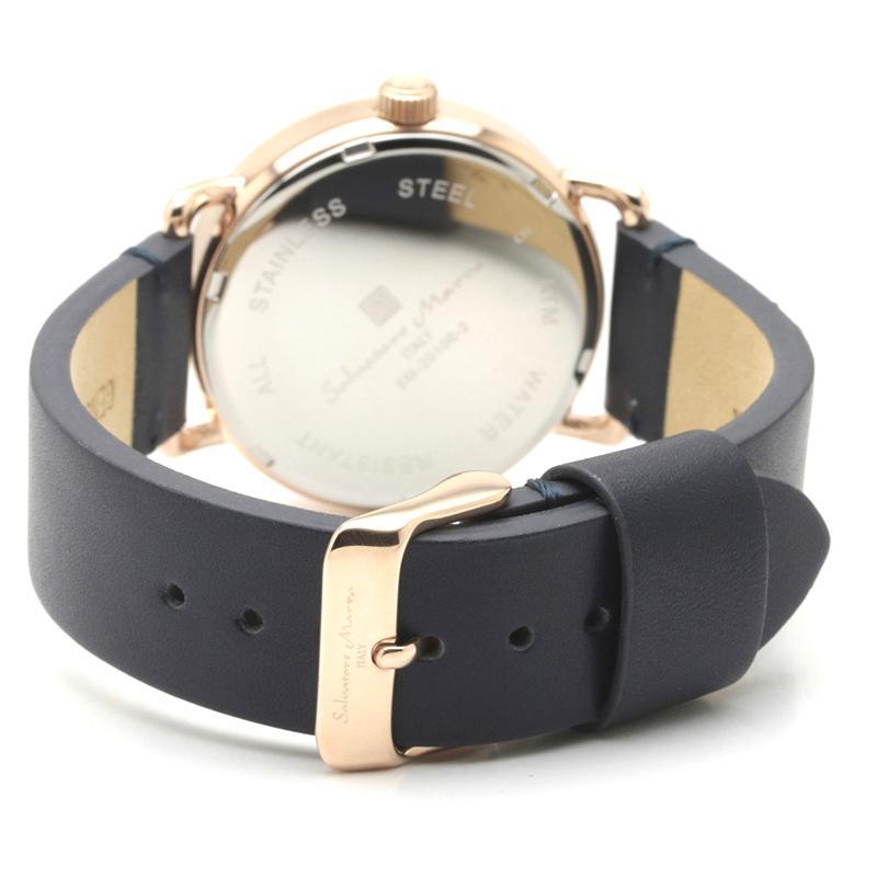 新品 2年保証 送料無料 Salvatore Marra サルバトーレマーラ 腕時計 SM20106 SM20106-PGNVNV ユニセックス ステンレス kougasyou 03