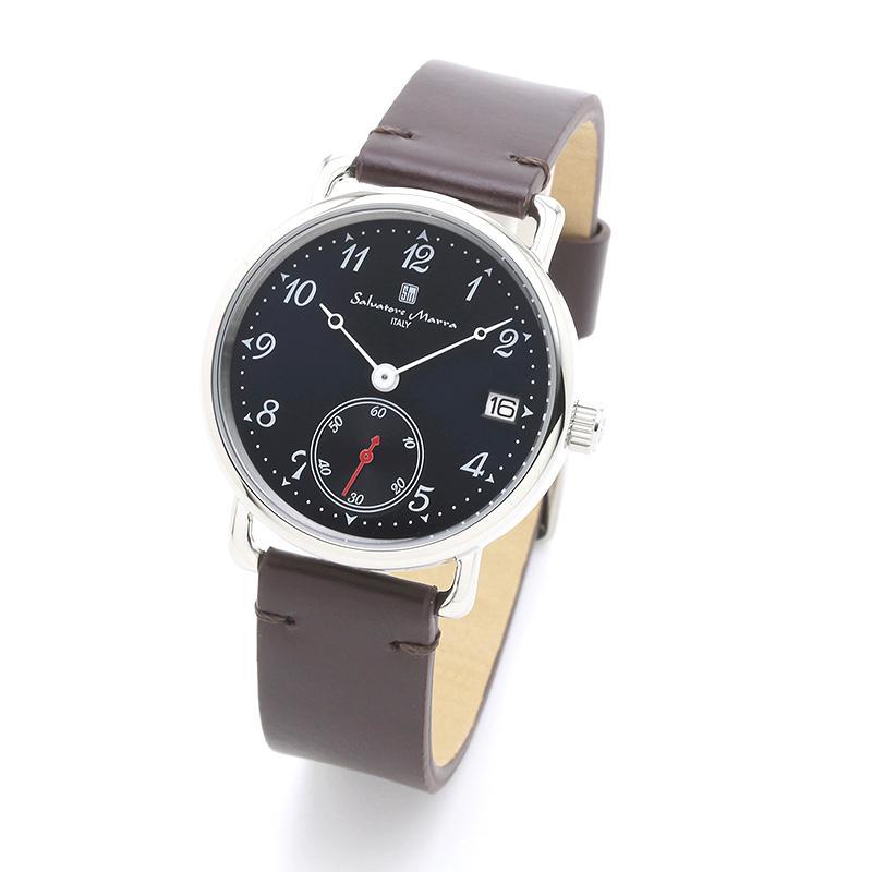 新品 2年保証 送料無料 Salvatore Marra サルバトーレマーラ 腕時計 SM20106 SM20106-SSNVBR ユニセックス ステンレス kougasyou
