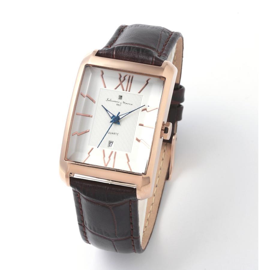 新品 2年保証 送料無料 Salvatore Marra サルバトーレマーラ 腕時計 SM21101 SM21101-PGWH メンズ 男性 ステンレス|kougasyou