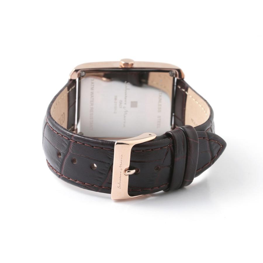 新品 2年保証 送料無料 Salvatore Marra サルバトーレマーラ 腕時計 SM21101 SM21101-PGWH メンズ 男性 ステンレス|kougasyou|03