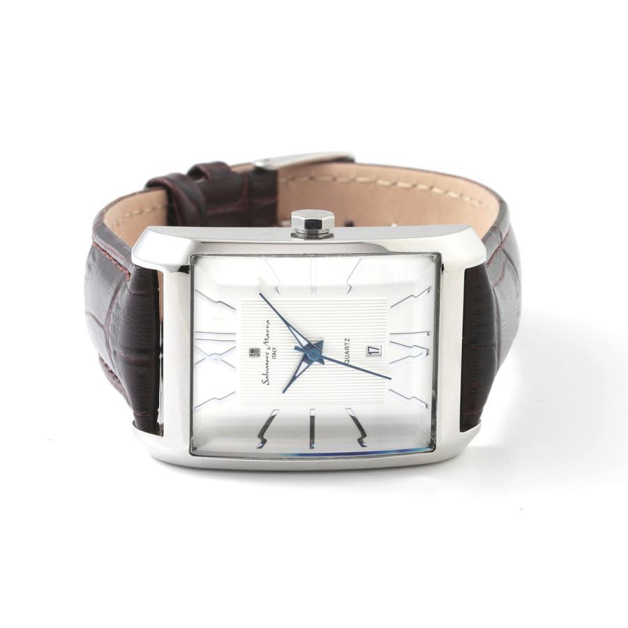 新品 2年保証 送料無料 Salvatore Marra サルバトーレマーラ 腕時計 SM21101 SM21101-SSWH メンズ 男性 ステンレス kougasyou 02