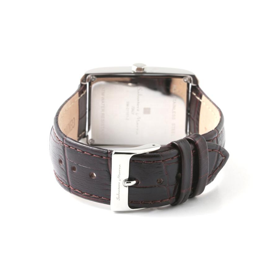 新品 2年保証 送料無料 Salvatore Marra サルバトーレマーラ 腕時計 SM21101 SM21101-SSWH メンズ 男性 ステンレス kougasyou 03