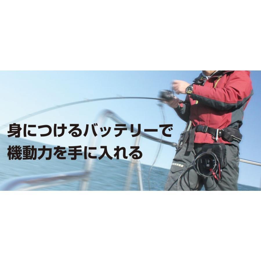 BMO JAPAN リチウムイオンバッテリーバッグ型式;BM-L4400B|kougu-shop|02