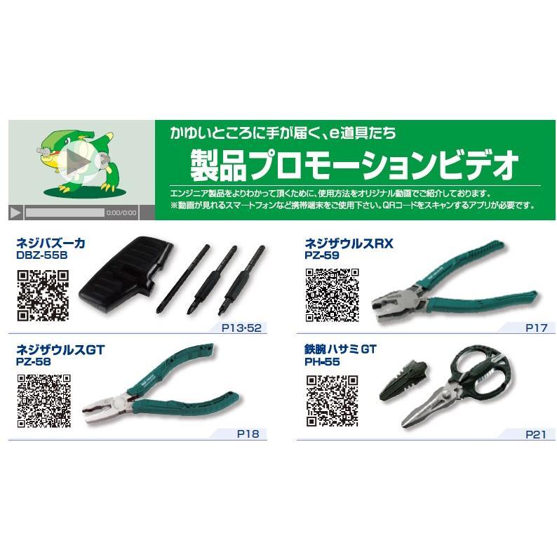トラスコ(TRUSCO) スタンダード工具セット3点 型式;TSTS-3 kougu-shop 17
