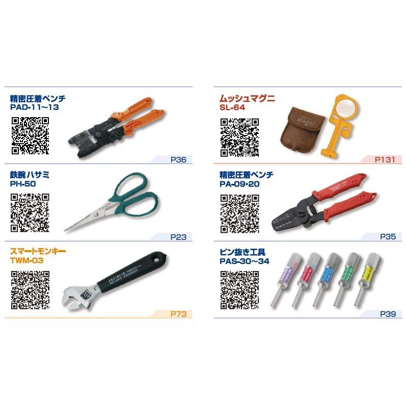 トラスコ(TRUSCO) スタンダード工具セット3点 型式;TSTS-3 kougu-shop 19