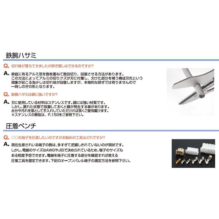 トラスコ(TRUSCO) スタンダード工具セット3点 型式;TSTS-3 kougu-shop 07