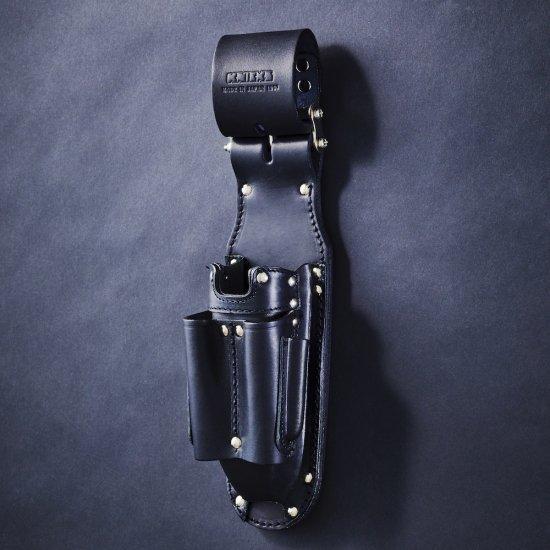 KNICKS ニックス チェーン式/折畳式3P充電ドライバーホルダー KB-103JOCDX