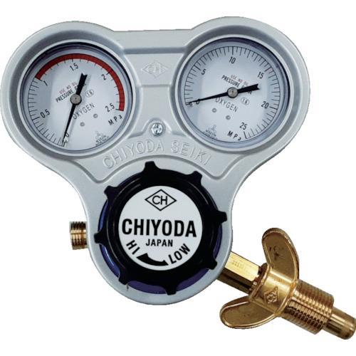 千代田 酸素用調整器スタウト(関西式) (1個) 品番:SRO-W