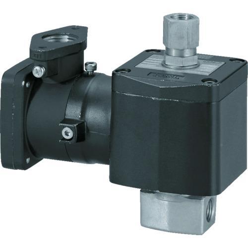 CKD 直動式 防爆形3ポート弁 ABシリーズ(空気・水用) (1台) 品番:AG41E4-02-2-03T-AC200V