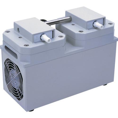 ULVAC 単相100V ダイアフラム型ドライ真空ポンプ (1台) 品番:DTC-60