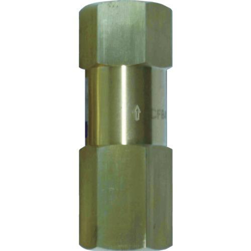 日本精器 高圧ラインチェック弁 25A (1個) 品番:BN-9L21H-25-CFB-V