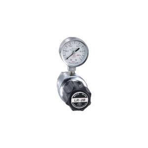 ヤマト 分析機用ライン圧力調整器 LR−2B L5タイプ (1個) 品番:LR2BRL5TRC