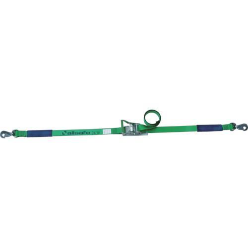allsafe ベルト荷締機 ラチェット式回転スナップフック(重荷重) (1本) 品番:R5SSH15