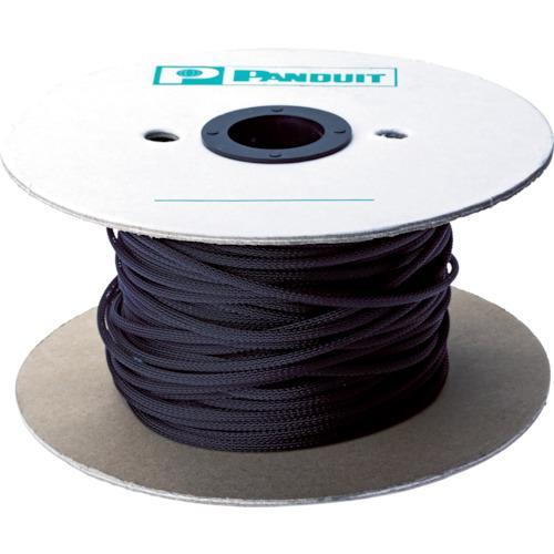 パンドウイット パンラップネットチューブ 標準タイプ (1巻) 品番:SE100PS-CR0