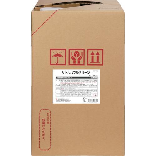 SYK リトルバブルクリーン20kg (1缶) 品番:S-2773