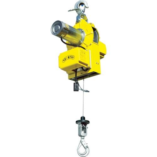 TKK ベビーホイスト 130kg 30m (1台) 品番:BH-N430
