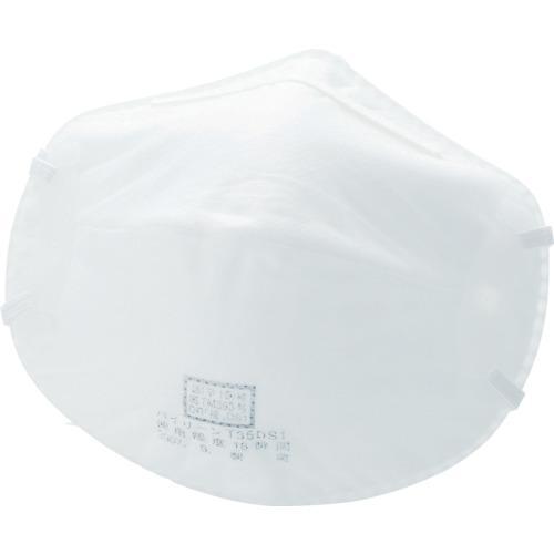 トラスコ 使い捨て防じんマスク DS1 (大箱220枚入) (1箱) 品番:T35A-DS1-220