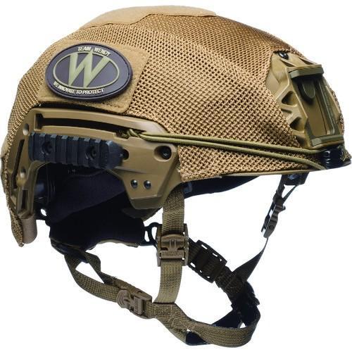 TEAMWENDY EXFIL LTP/カーボン用 メッシュヘルメットカバー (1枚) 品番:71-MHC-CB