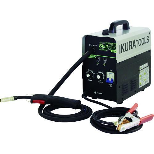 育良 インバータ半自動溶接機 200V(40058) (1台) 品番:ISK-SA120P