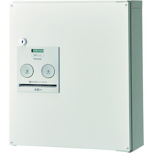Panasonic 宅配ボックス COMBO コンパクトタイプ (1台) 品番:CTNR4040RWS