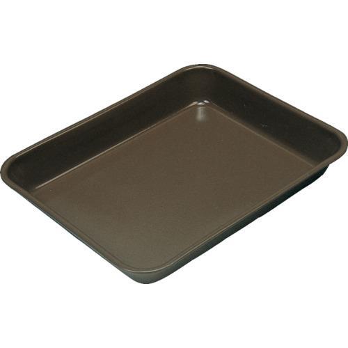 フロンケミカル フッ素樹脂コーティング標準バット 標準2 膜厚約50μ (1個) 品番:NR0376-011
