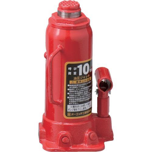 OH 油圧ジャッキ 10T (1台) 品番:OJ-10T