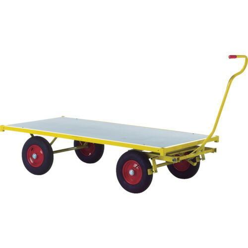 RAVENDO 大型重量運搬車 TW2000 穴なしハンドル (1台) 品番:144105