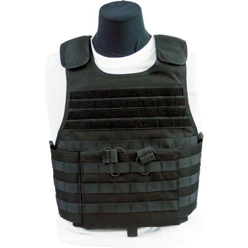 US Armor Armor 防弾ベスト MSTV500(6000) ブラック L (1着) 品番:F-500777-RS-BLK-L
