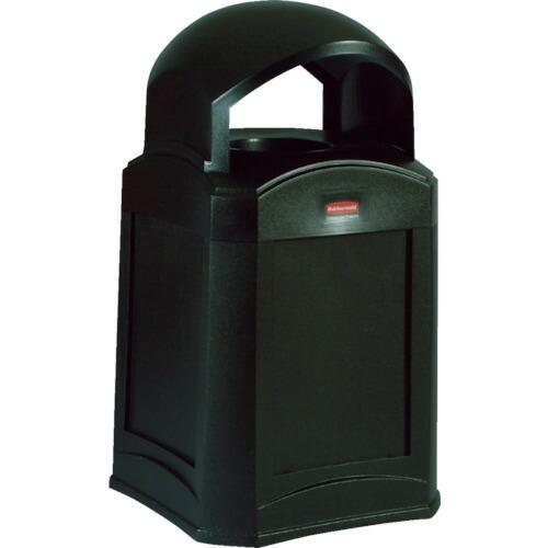 ラバーメイド ランドマークシリーズ ガスステーションコンテナ (1個) 品番:RM9W01BK