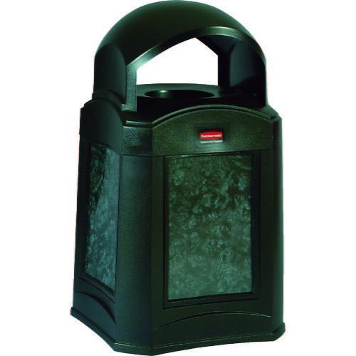 ラバーメイド ランドマークシリーズ ガスステーションコンテナ (1個) 品番:RM9W03BK