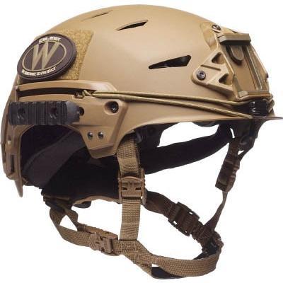 TEAMWENDY Exfil カーボンヘルメット Zorbiumフォームライナ 71-Z32S-B31 チームウェンディ