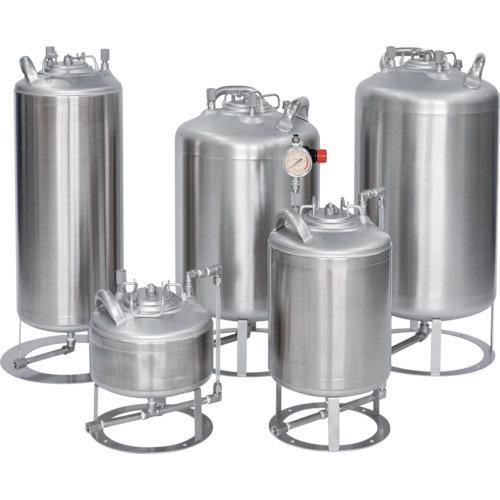 ユニコントロールズ ステンレス加圧容器 容量10L TM10B·お取寄商品·代引不可·